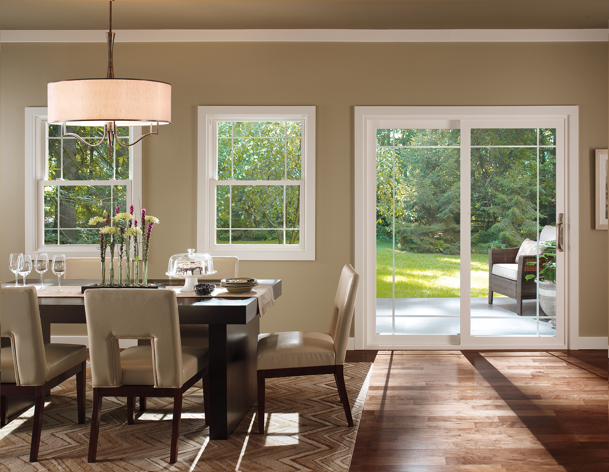 Pella Vinyl Windows and Door