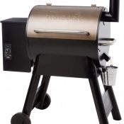 Pro Series 22 Wood Fired Grill Bronze